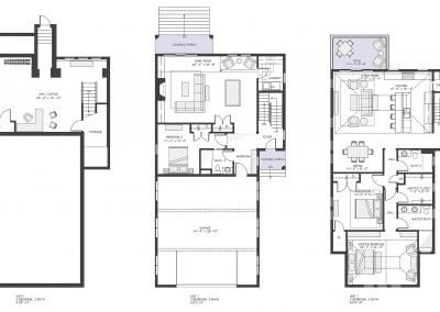 Ocean Edge Estates Unit 1 Floorplan