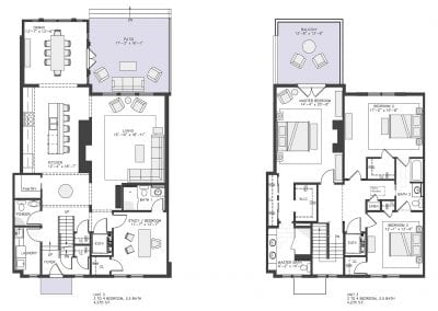 Ocean Edge Estates Unit 3 Floorplan