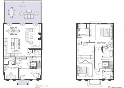 Ocean Edge Estates Unit 4 Floorplan