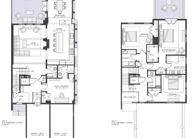 Ocean Edge Estates Unit 5 Floorplan